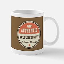 Vintage Acupuncturist Design Gift Mugs
