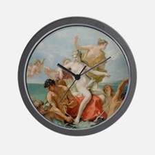 Triumph of the Marine Venus Wall Clock