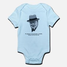 Churchill -Appeasers Infant Bodysuit