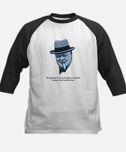 Churchill -Appeasers Tee