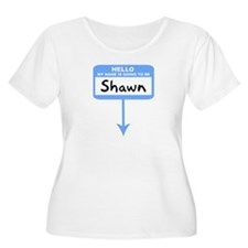 Pregnant: Shawn T-Shirt