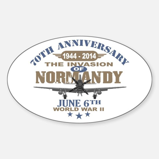 D-Day 70th Anniversary Battle of Normandy Decal