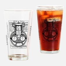 Engenius Motorized Drinking Glass