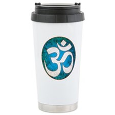 Pause and listen for the ohm Travel Mug