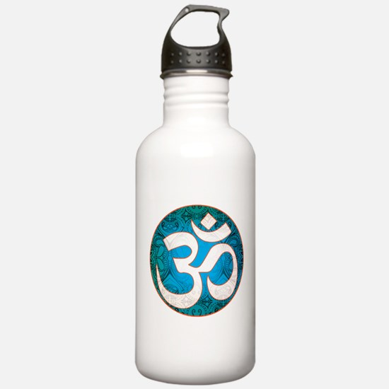 Pause and listen for the ohm Water Bottle
