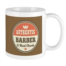 Vintage Barber Design Gift Mugs