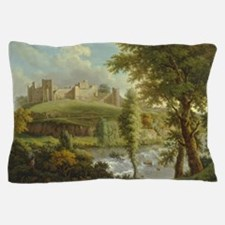 Medieval castle Pillow Case