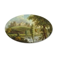 Medieval castle Decal Wall Sticker