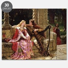 Tristan and Iseult by Leighton Puzzle