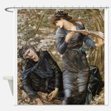 The lady of the lake: beguiling of Merlin Shower C