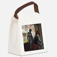 Vanquished Knight Canvas Lunch Bag