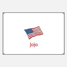 Old Glory Personalized July 4 Pop Banner