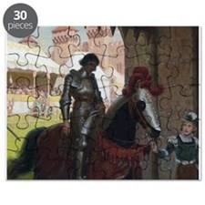 Vanquished Knight Puzzle