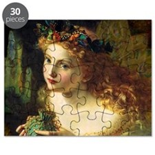 Middle Ages Beauty Puzzle