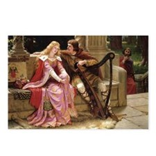 Tristan and Iseult by Leighton Postcards (Package