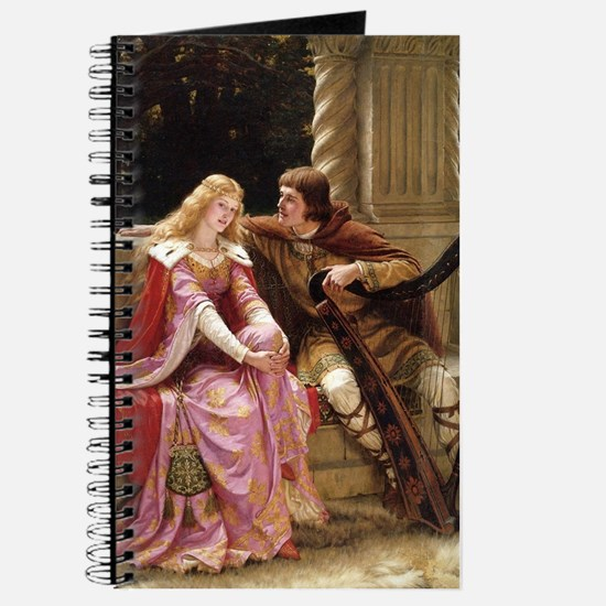 Tristan And Iseult By Leighton Journal