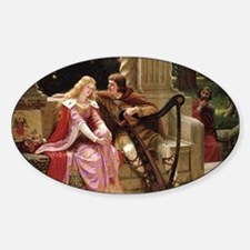 Tristan and Iseult by Leighton Decal