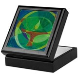 Uu Square Keepsake Boxes