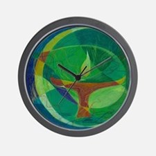 Let It Shine - UU Wall Clock