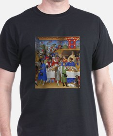 Medieval illustration T-Shirt