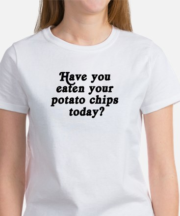 potato chips today Women's T-Shirt