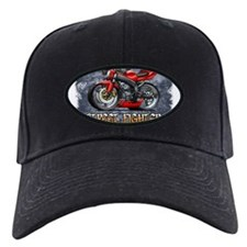 Street_Fighter_Red Baseball Hat