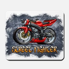 Street_Fighter_Red Mousepad