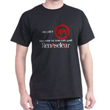 No One Can Spell Rensselaer T-Shirt