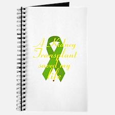 A Kidney Transplant saved my Life Journal