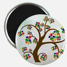 Autism Tree of Life Magnets