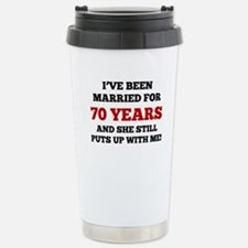 Ive Been Married For 70 Years Mugs