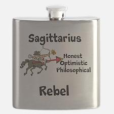 Sagittarius Flask