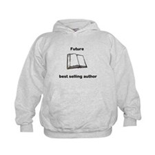 Bright Stars Future Author Hoodie