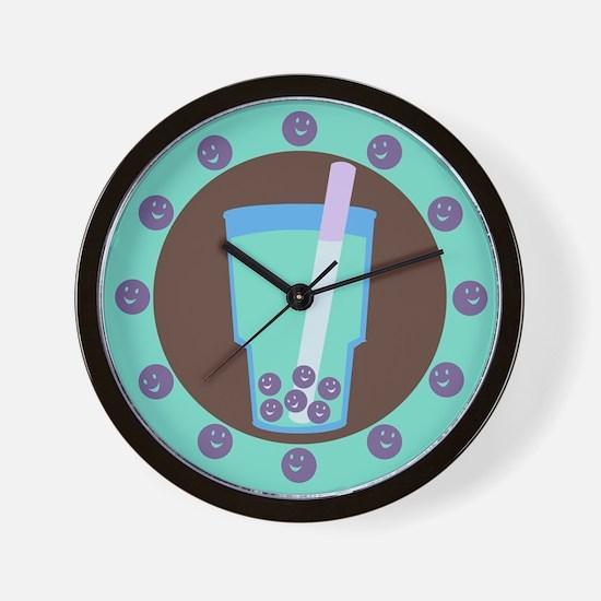 bubble-tea_cl.png Wall Clock