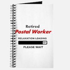 LOADING RET POSTAL WORKER Journal