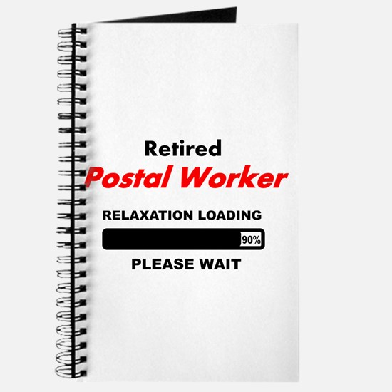 LOADING RET POSTAL WORKER Journal