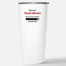 LOADING RET POSTAL WORKER Travel Mug