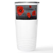 Show off poppies Travel Mug