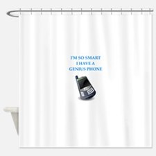 smart Shower Curtain
