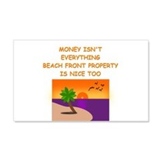 money isnt everything Wall Decal