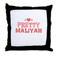Maliyah Throw Pillow