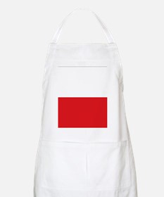Polish flag Apron