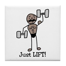 Just Lift Tile Coaster