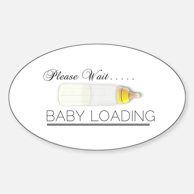 Please Wait..Baby Loading Decal