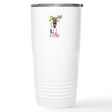 I Pump Travel Mug