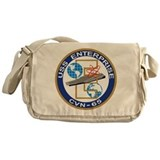 Navy uss enterprise Messenger Bags & Laptop Bags
