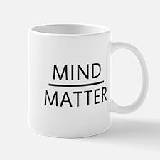 Mind Matter Small Mug