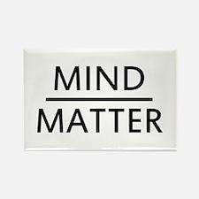 Mind Matter Rectangle Magnet