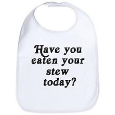 stew today Bib