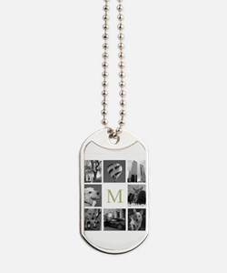Your Photos Here - Photo Block Dog Tags